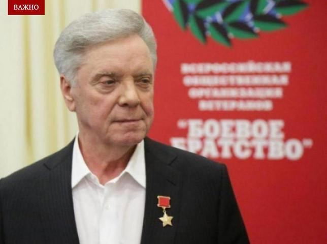Борис Громов: приглашаю проголосовать за будущее нашей Родины