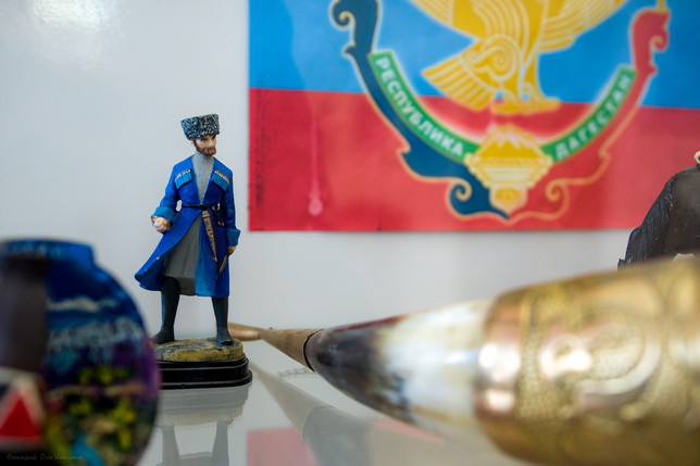 В Хакасии вспоминают о событиях 1999 года в Республике Дагестан