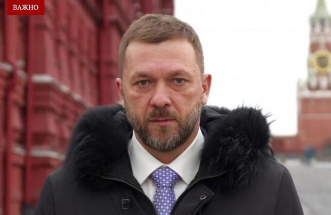 Дмитрий Саблин: «Не забывайте, что мы — действующий резерв Родины!»