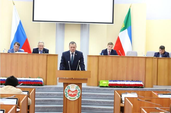 Руководитель Черногорского отделения Всероссийской организации «БОЕВОЕ БРАТСТВО» внес законопроект о