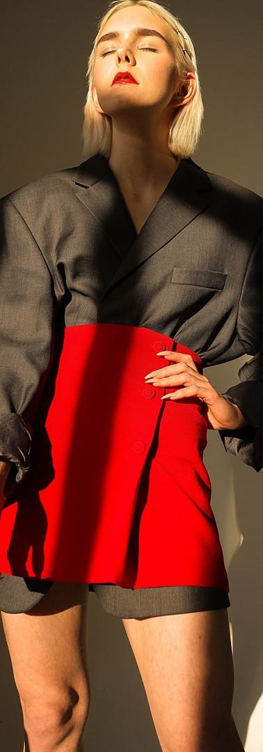 fashion съемки