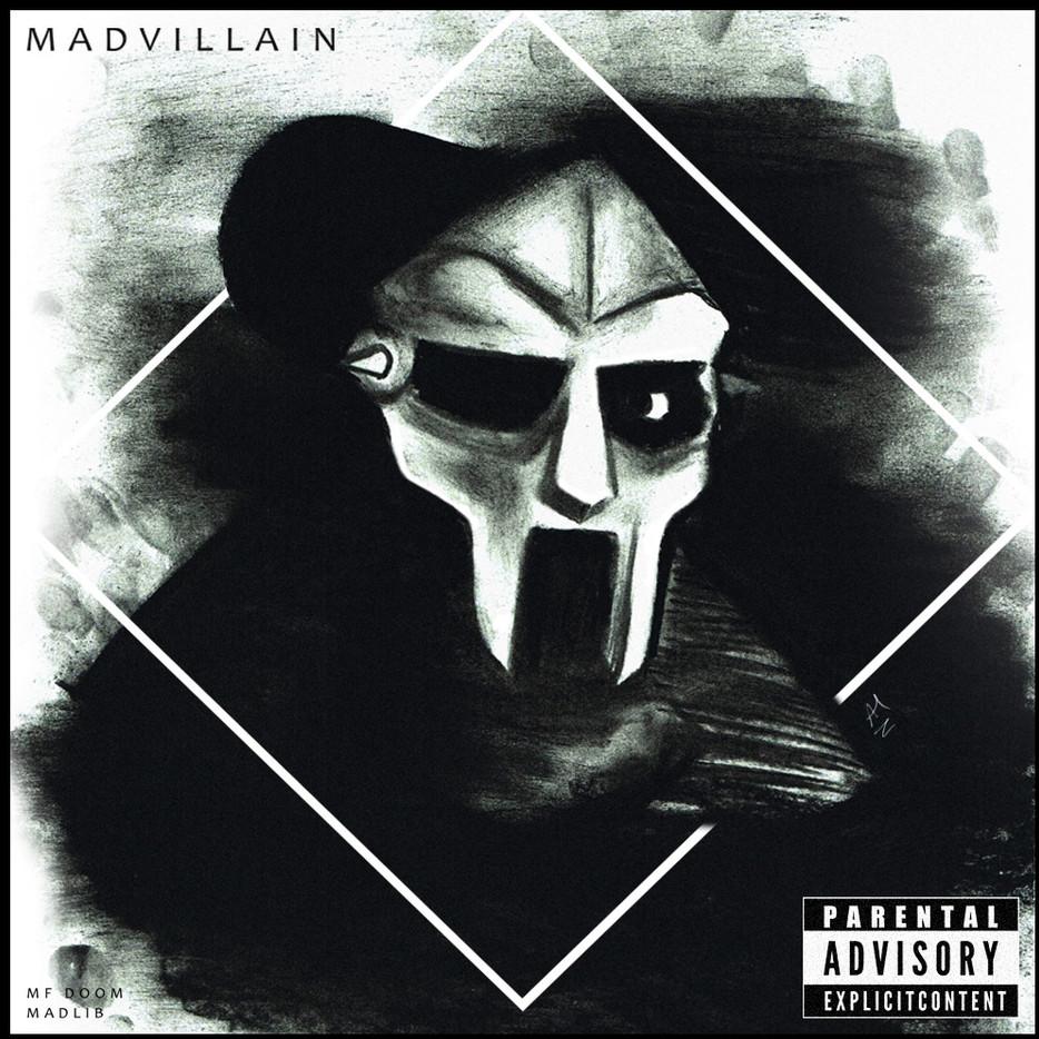 MADVILLAIN ALBUM COVER