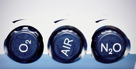 Air%2C%20oxygen%2C%20nitrous%20oxide%20-
