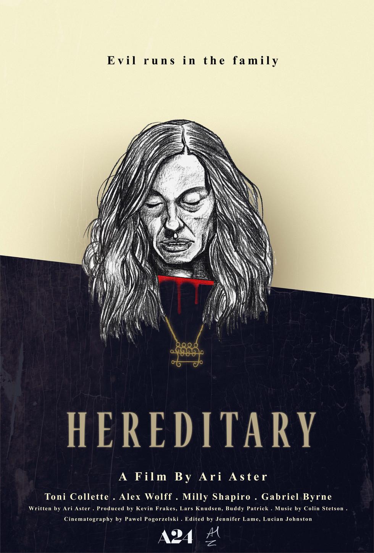 HEREDITARY FILM POSTER