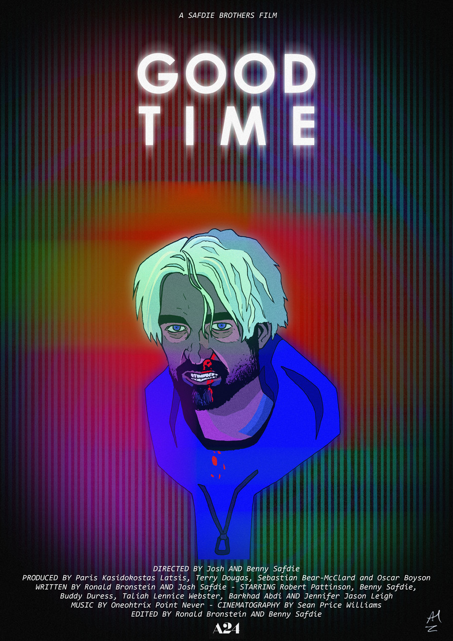 GOOD TIME POSTER
