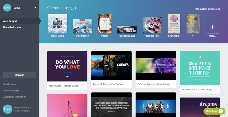 Graphic Design Tool For Beginners: Canva vs. Visme - Canva Alternative - Yes To Tech