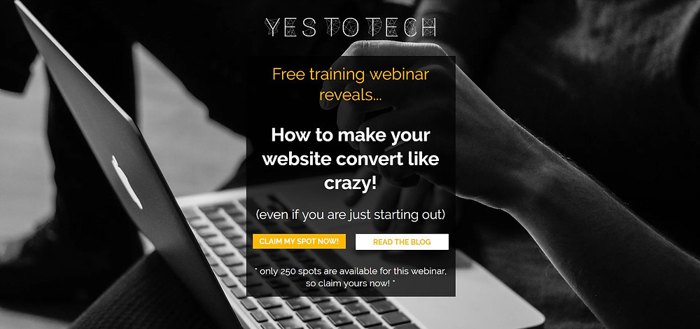 Can I create a landing page on Wix? - Yes To Tech