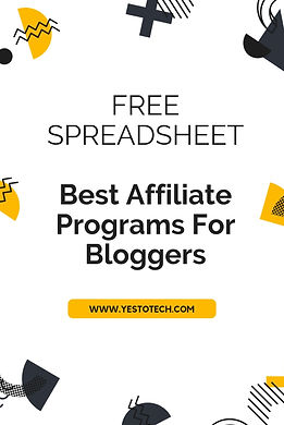 Resources - Best Affiliate Programs For