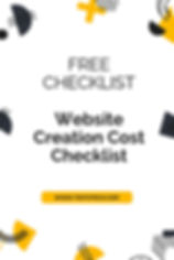 Resources - Website Creation Cost Checkl
