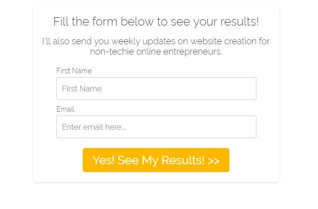 The Powerful Reason Why You Should Use The Interact Quiz Builder To Turbo-Charge Your E-mail List - Yes To Tech