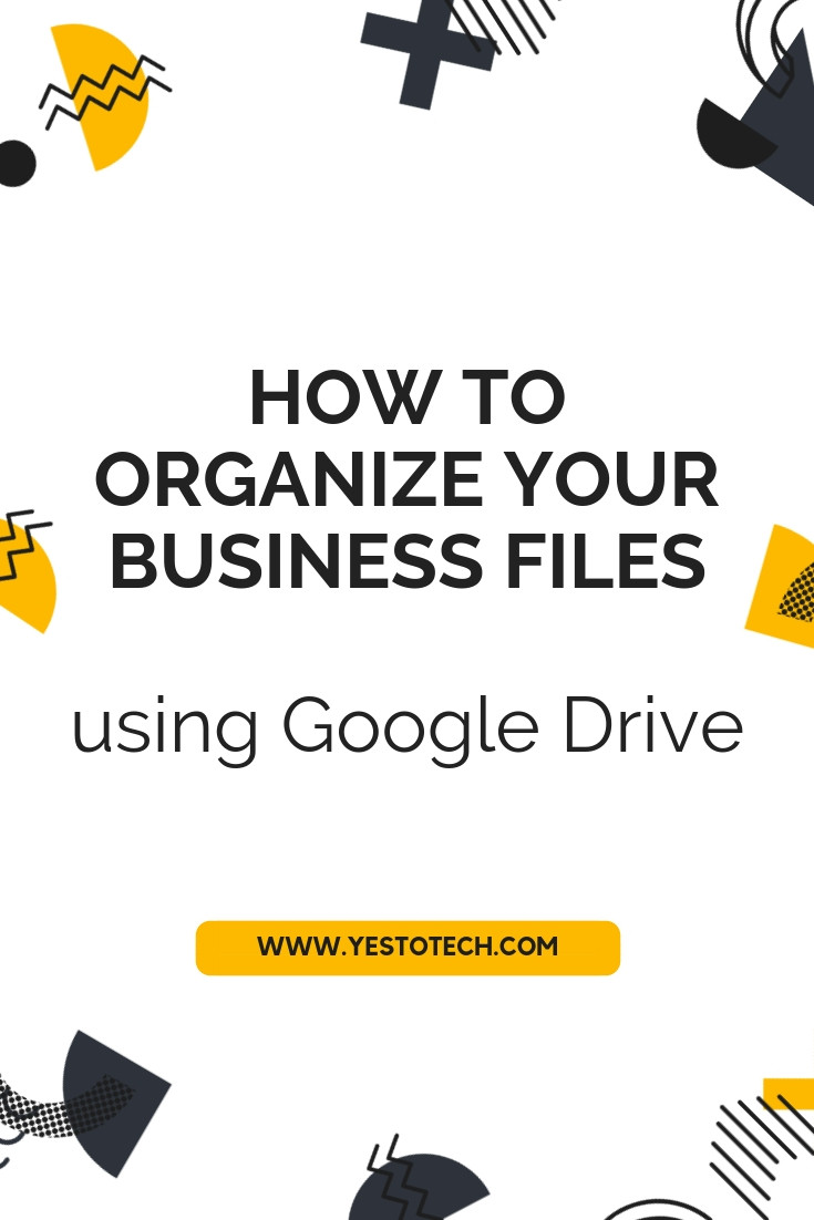 In this Google Drive tutorial, you'll learn about business file organization, business file organization system, business file categories, business files, and digital file organization using Google Drive. #organization #GoogleDrive #Google #business #businessfile #productivity #productivitytips #productivityhacks #organizationhacks #organizationideas #gsuite #motivation #timemanagement #productive #girlboss #timeblocking #planning #productivityapps
