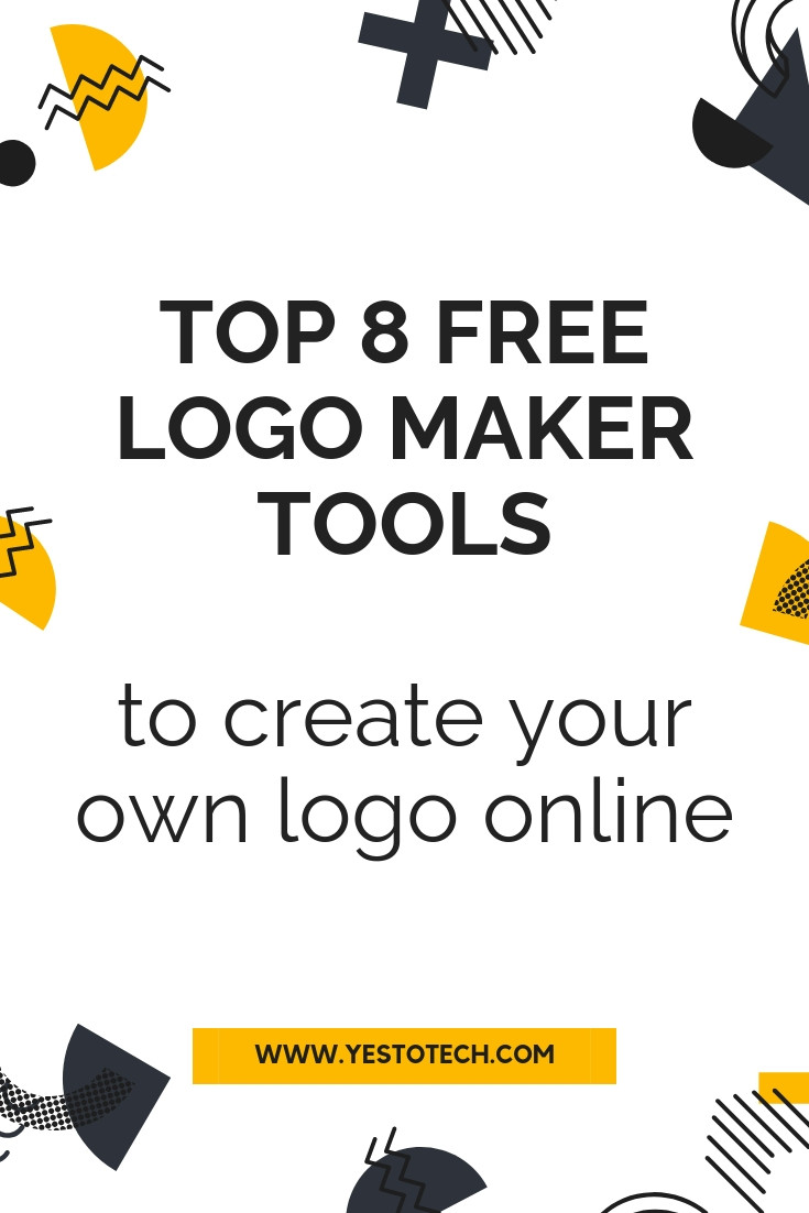 Here are the top 8 FREE logo maker tools to create your own logo online to help you with powerful logo design, give you logo design inspiration, and provide you with logo ideas for your business even if you've never made your own logo branding before! #logo #logodesign #logodesigninspiration #logobranding #logoideas #freelogo #logomaker #freelogomaker