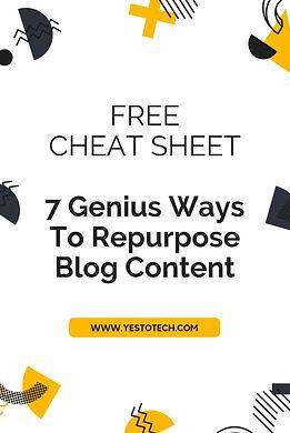 Resources - 7 Genius Ways To Repurpose B