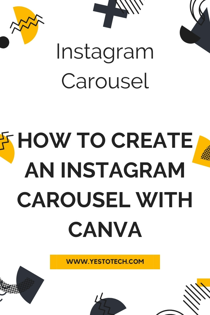 Instagram Carousel Canva Tutorial: How To Create An Instagram Carousel With Canva
