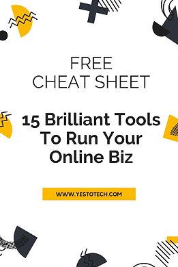 Resources - 15 Brilliant Tools To Run Yo
