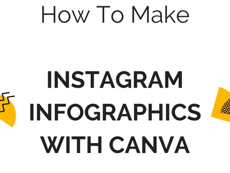 How To Make Instagram Infographics With Canva