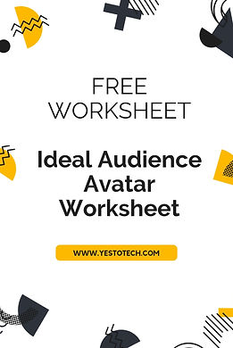 Resources - Ideal Audience Avatar Worksh