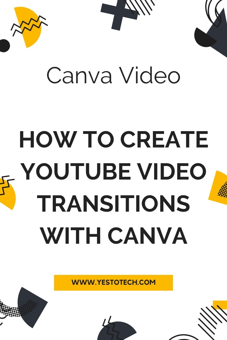 CANVA VIDEO: Create YouTube Video Transitions With Canva. Wondering how to use Canva tips and tricks to create YouTube video transitions with Canva? In this Canva video tutorial, you'll find out how to design with Canva to edit videos in Canva to create animated videos. You'll learn Canva video editing techniques, Canva tips, Canva tricks and Canva hacks in this Canva tutorial to design a YouTube intro in Canva and Canva video text. So let's get right into this Canva tutorial for beginners on how to use Canva to design video transitions with ease. You can use this video in Canva strategy both with Canva free and Canva Pro accounts.