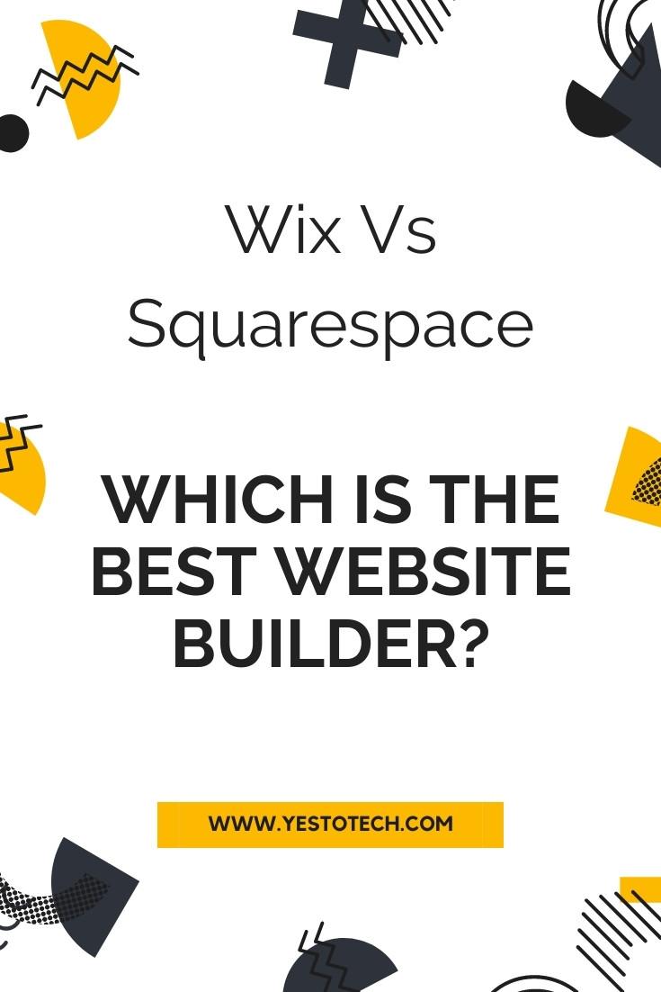 Wix Vs Squarespace (Best Website Builder 2021)