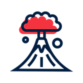 Volcano Eruption Icon.png