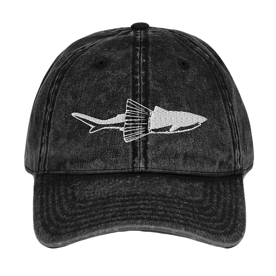 Tutu Shark Vintage Cotton Twill Cap