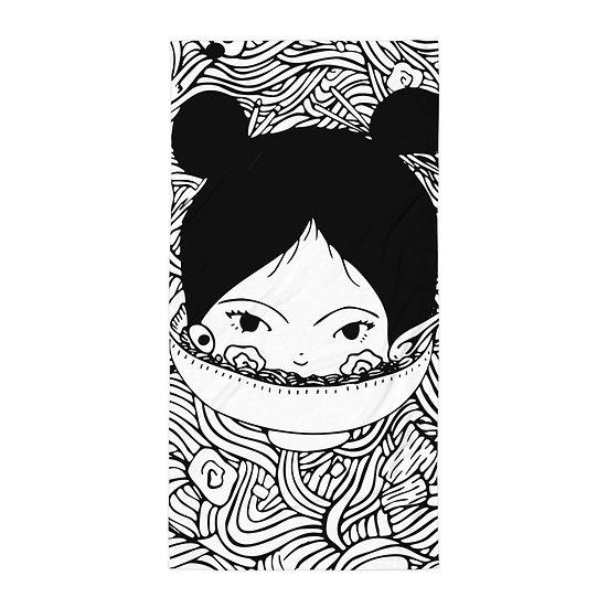 Fishcake Towel