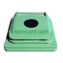 Szelektív hulladékgyűjtő edények, konténerek