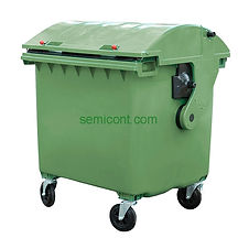 Új hulladékgyűjtő edények, konténerek