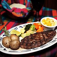 New York steak (14 oz.)