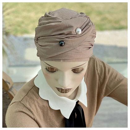 Bonnet AURELIE - perles