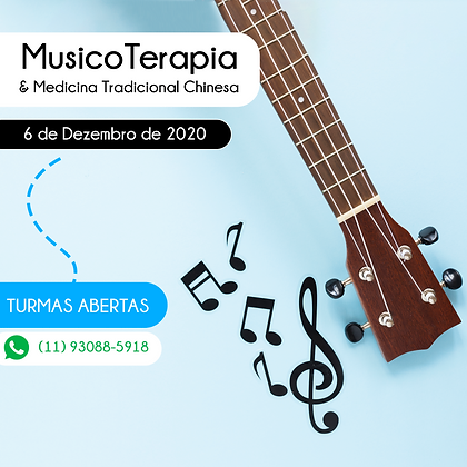 Curso de Terapia Musical Chinesa - Online