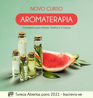 Curso de Introdução a  Aromaterapia