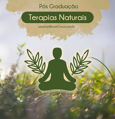 Pós Graduação em Terapias Naturais - Online