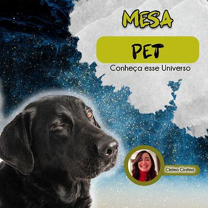Mini Curso de Mesa Pet - SP - Outubro
