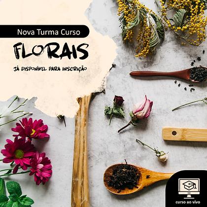 Curso Florais de Bach - Uso dos 39 florais