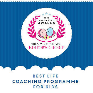 Best Life Coaching Programme For Kids_Ne