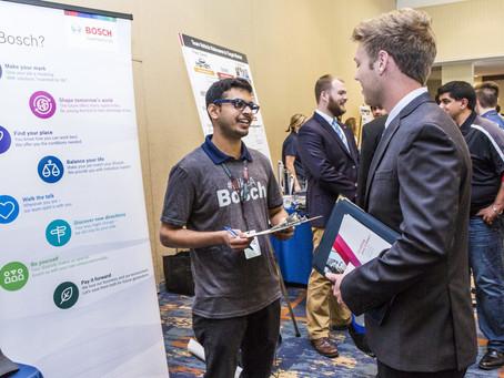 Bosch Helps UW Student Prepare for the Future
