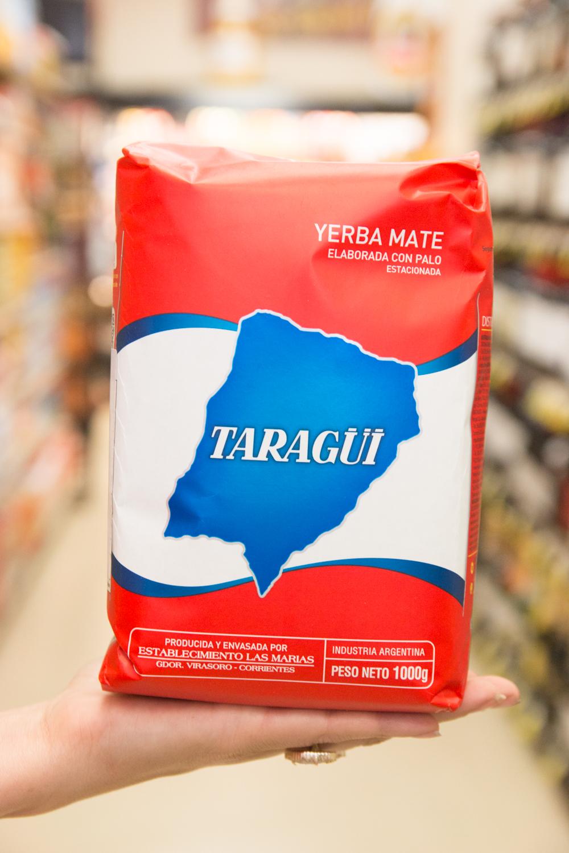 TARAGUI YERBA 1 KILO