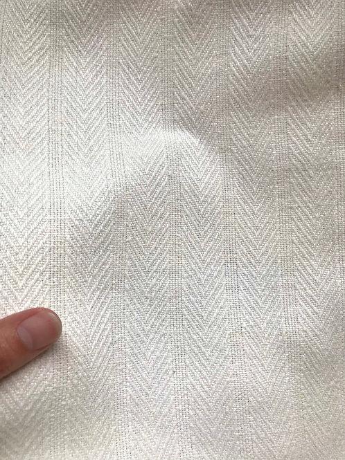 HERRINGBONE 変形ヘリンボーン ヘンプ100% 幅148cm オフホワイト