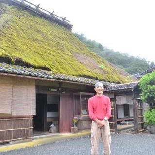 美山 茅葺き屋根づくりワークショップ