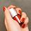 Thumbnail: 古代ネイル KODAI natural nail color #あかり