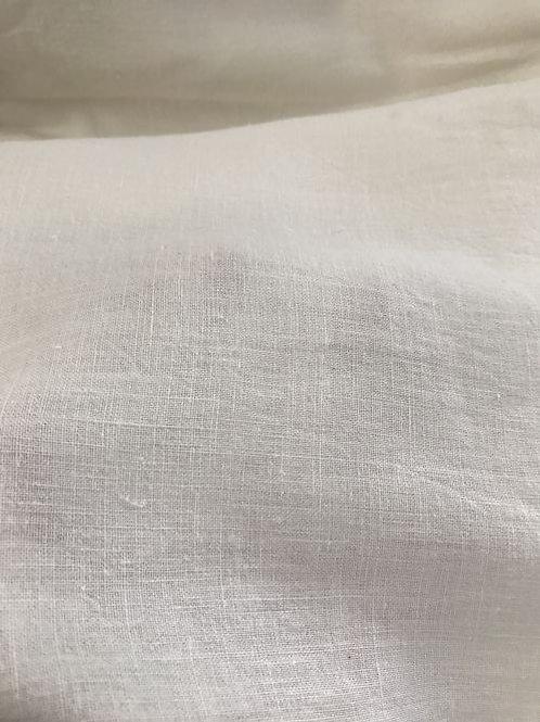 PLAIN  平織生地 24N×24N ヘンプ100% 148cm幅 オフホワイト