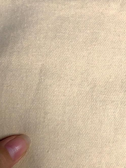 TWILL FLANNELL ツイルネル ヘンプ55%×オーガニックコットン45% 148cm幅