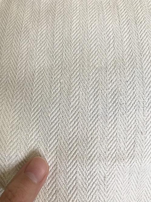 HERRINGBONE ヘリンボーン ヘンプ100% 幅148cm オフホワイト
