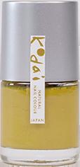 古代ネイル KODAI natural nail color #くちばし