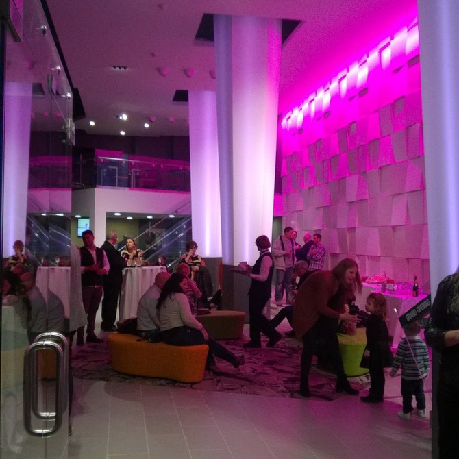 Opening Reception for 120 North Pearl