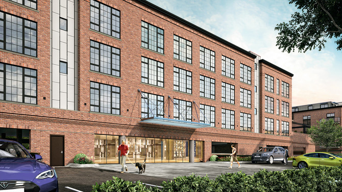 Sheldrake Lofts to Begin Leasing