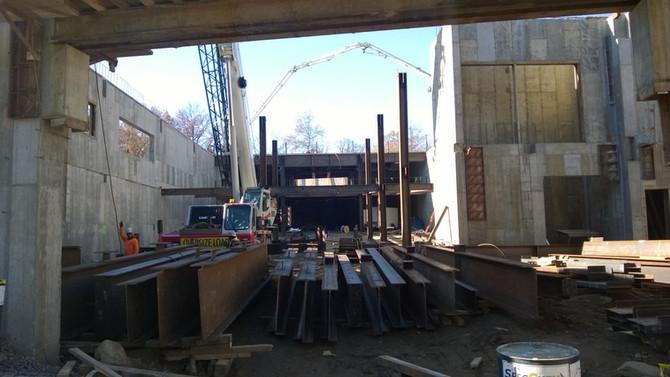 One DeKalb Construction Underway