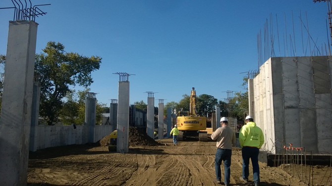 Sheldrake Lofts Construction Progress