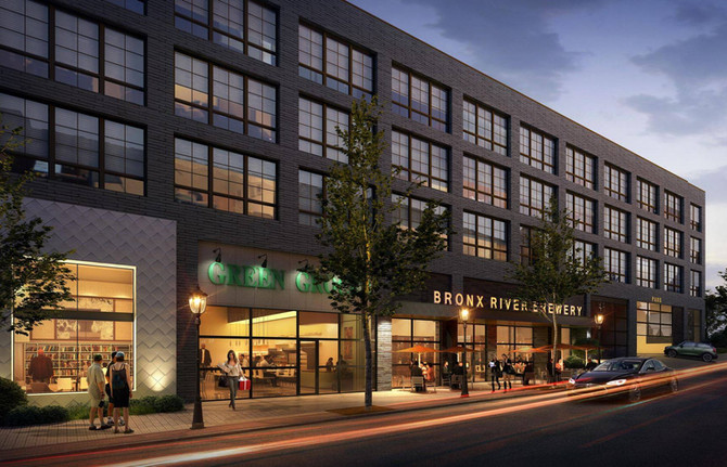 Westmoreland Lofts Approved